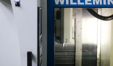 Macchine all'avanguardia: WILLEMIN MACODEL 508MT